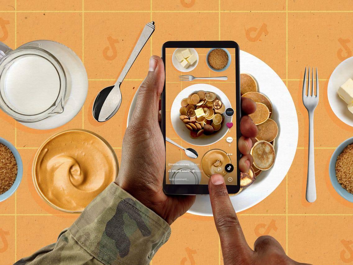 Our Favorite Food TikTok Accounts