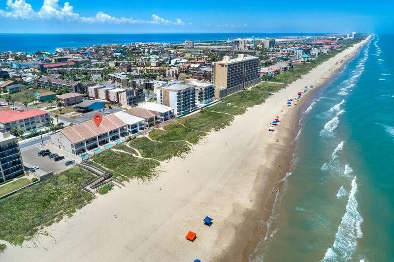 A Day on South Padre Island, Texas