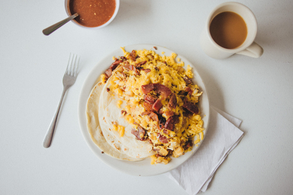 Juan in a Million offers breakfast for people in Austin who want to go out to a restaurant on a budget.