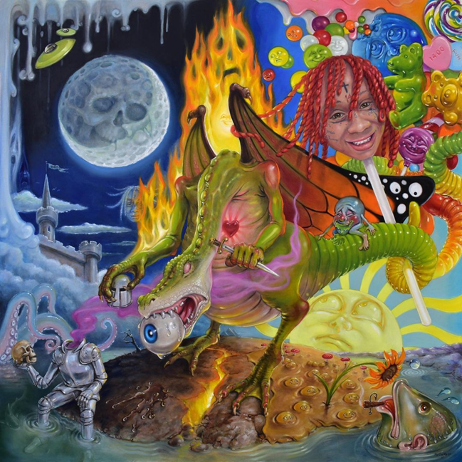 "Trippie Redd Drops New Single ""Holy Smokes"" with Lil Uzi Vert"