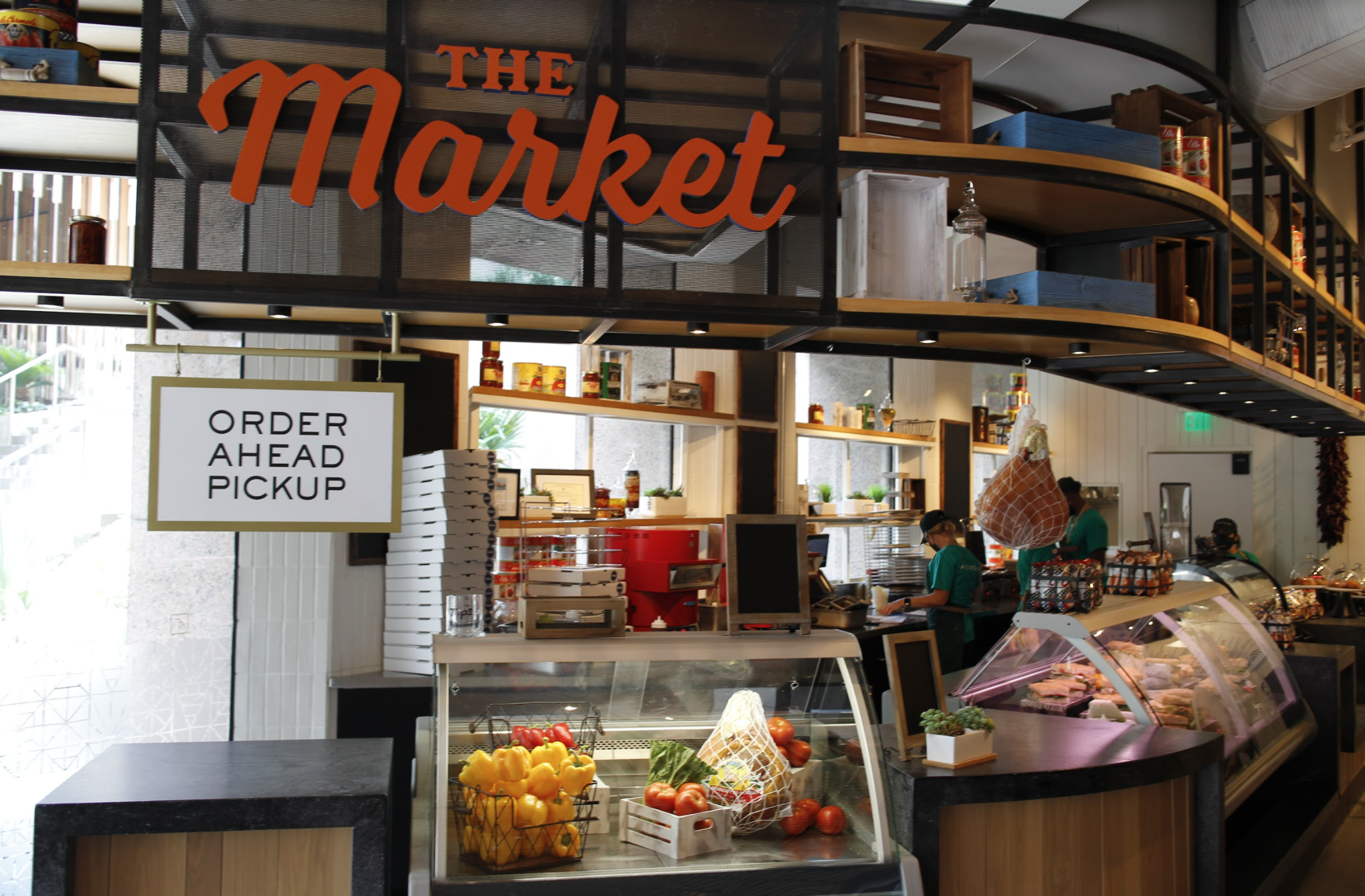 She's Got It All: Fareground Food Hall in Downtown Austin Reopens