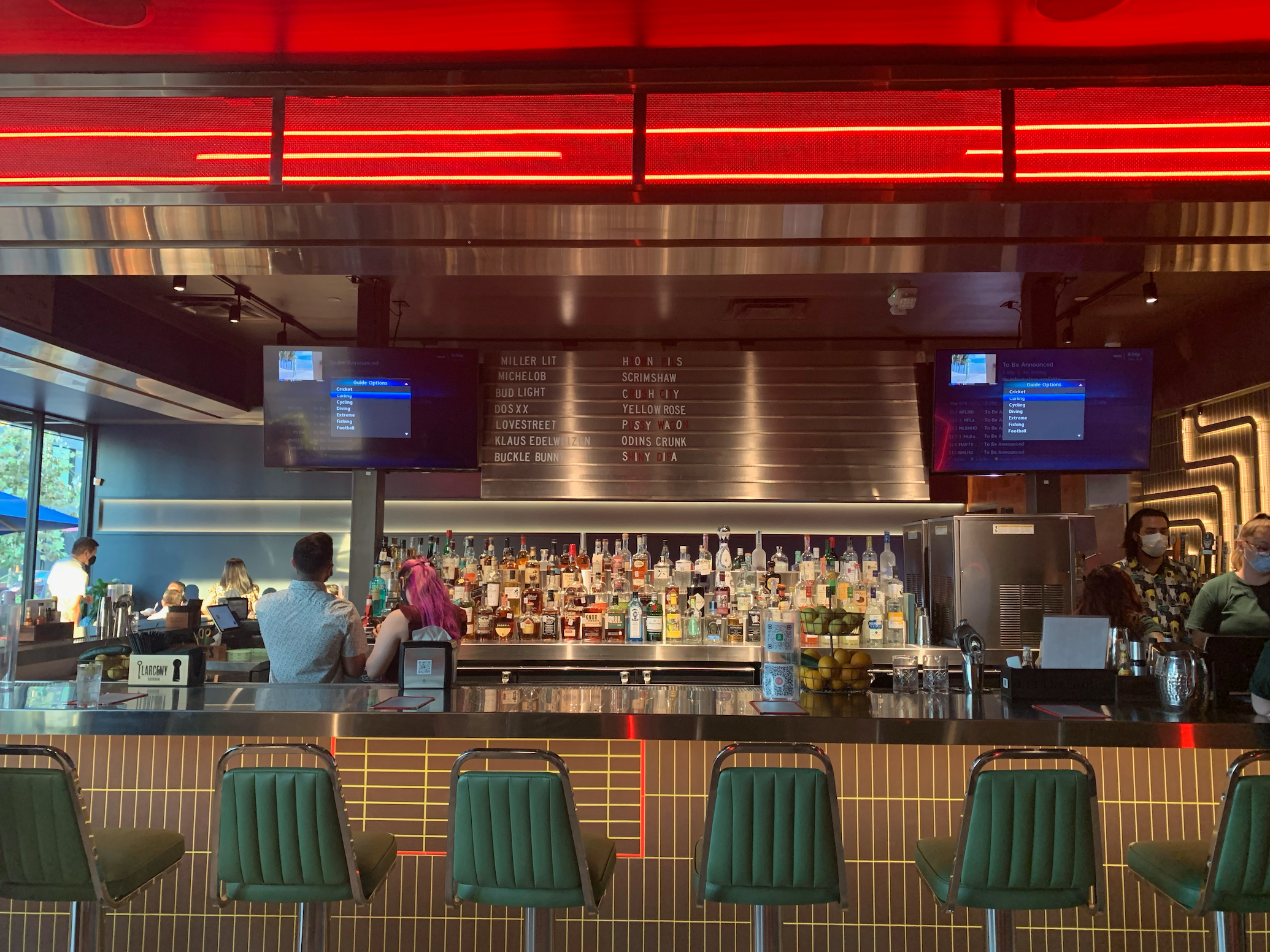 FM Kitchen and Bar in Houston: Welcome to Montrose!