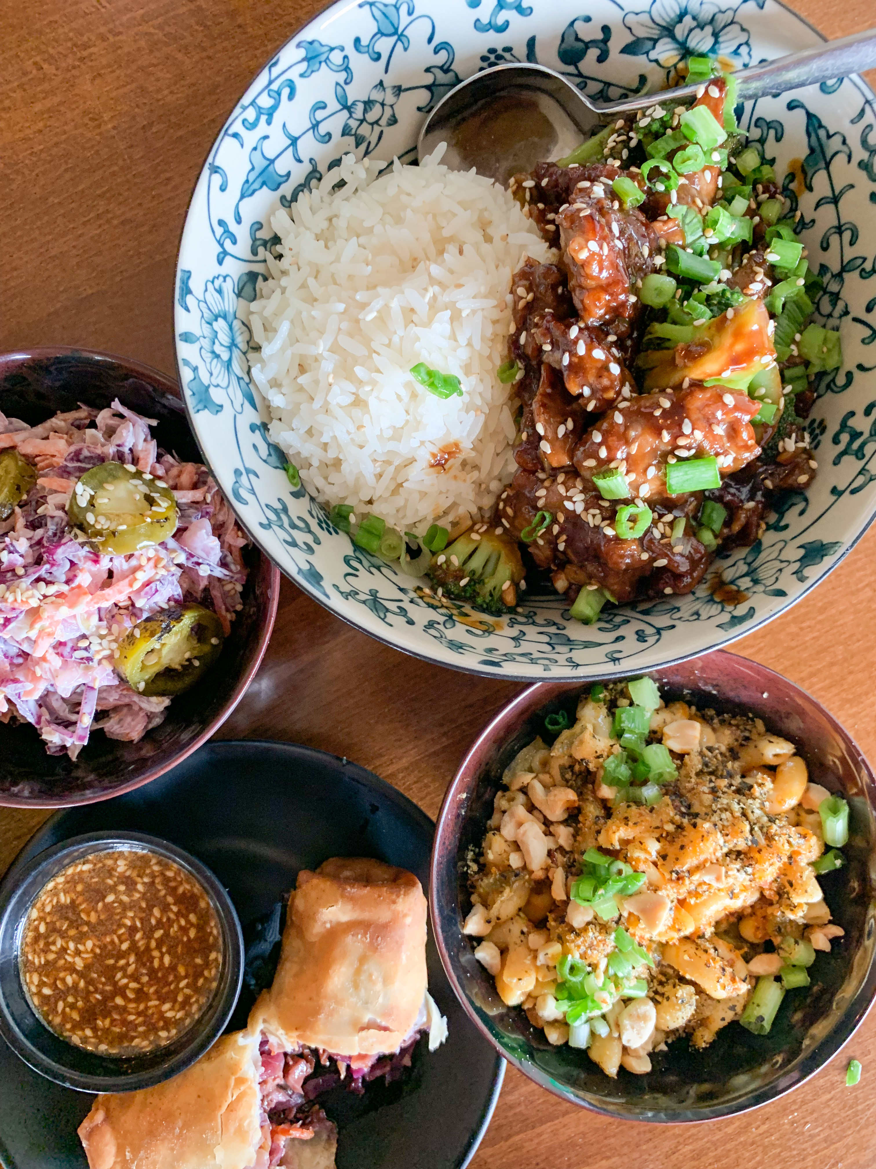 Reimagined Chinese Food at Old Thousand is Good, It's Dope.